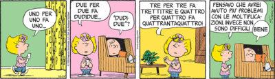 Peanuts 2017 ottobre 24