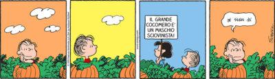 Peanuts 2017 ottobre 28