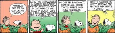 Peanuts 2017 ottobre 30