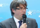 Carles Puigdemont dice che non è in Belgio per chiedere asilo politico