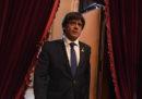 Carles Puigdemont è andato in Belgio