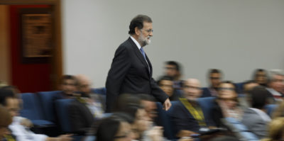 Rajoy ha convocato elezioni anticipate in Catalogna