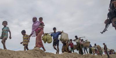 Non c'è pulizia etnica contro i rohingya, si dice ovunque in Myanmar