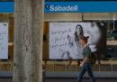 Banco Sabadell, una delle principali banche spagnole, ha deciso di spostare la sua sede sociale fuori dalla Catalogna
