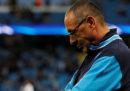 Il Napoli è stato eliminato dalla Champions League