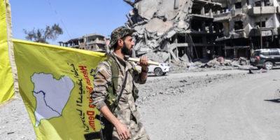 L'ISIS è stato sconfitto a Raqqa