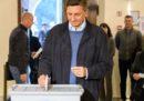 Oggi ci sono anche le elezioni presidenziali in Slovenia, il favorito è Borut Pahor