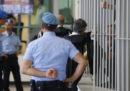 La prima unione civile celebrata in carcere