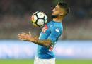 Come vedere Napoli-Sassuolo in streaming o in diretta tv