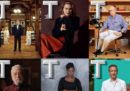 """Le 7 copertine di T Magazine per 7 persone che sono """"le migliori nel loro campo"""""""