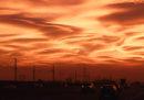 Perché il tramonto di domenica era così spettacolare
