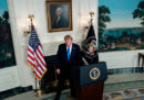 Trump ha fatto un passo indietro sull'Iran