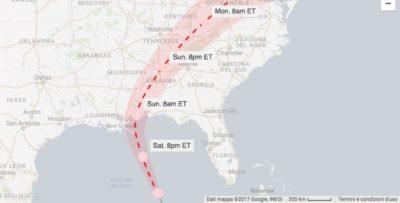 Un altro uragano in Centro America