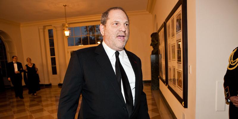 Weinstein lascia società dopo sexgate