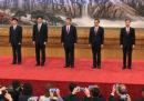 Ora la Cina è governata da questi 7 uomini
