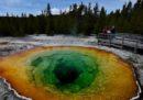 Stanno circolando voci esagerate sul vulcano di Yellowstone