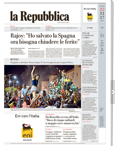 Comè Fatta La Nuova Repubblica Il Post