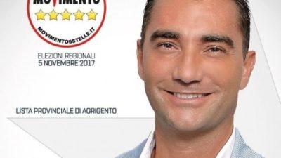 Uno dei candidati alla regione Sicilia del Movimento 5 Stelle è stato arrestato