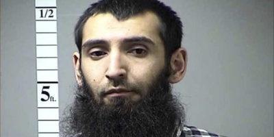 Sayfullo Saipov, che ha fatto l'attentato a New York il 31 ottobre, è stato incriminato per 22 capi d'accusa