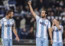 In Europa League ha vinto la Lazio, e hanno pareggiato sia il Milan che l'Atalanta