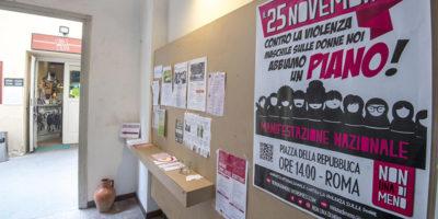 LaCasa internazionale delle donnedi Roma rischia lo sfratto