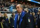 L'Italia ha perso 1-0 contro la Svezia nell'andata dello spareggio per i Mondiali