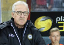 L'Udinese ha esonerato l'allenatore Luigi Delneri