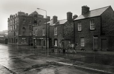 Per le strade di Dublino, nel 1991