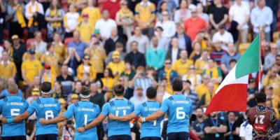 La Nazionale di rugby torna al Sud