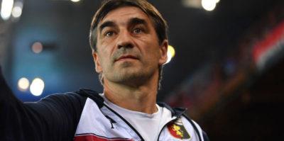 Il Genoa ha esonerato l'allenatore Ivan Jurić