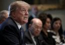Trump ha detto che chiederà al Congresso di eliminare la lotteria che assegna permessi di soggiorno