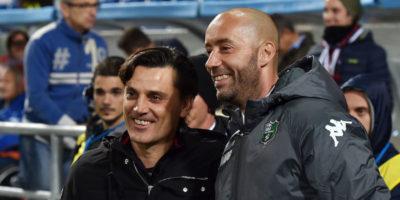 Il Sassuolo ha esonerato l'allenatore Cristian Bucchi