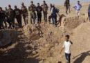 È stata scoperta un'altra fossa comune in Iraq