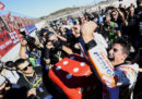 Marquez ha vinto il Mondiale di MotoGP