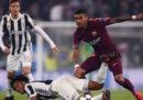 Nelle partite di Champions League di oggi la Juventus ha pareggiato 0-0 col Barcellona, la Roma ha perso 2-0 contro l'Atletico Madrid