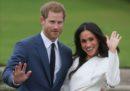 Il principe britannico Harry si sposerà in primavera con l'attrice Meghan Markle