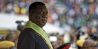Lo Zimbabwe ha un nuovo presidente