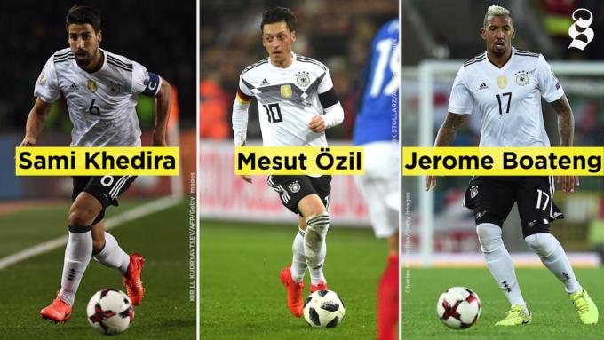 Perché la nazionale di calcio tedesca è così forte?