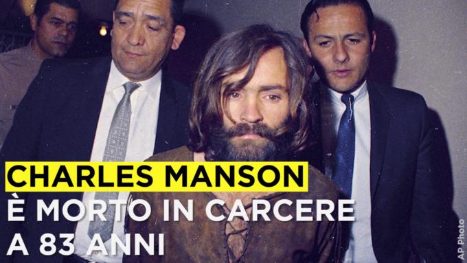Chi era Charles Manson