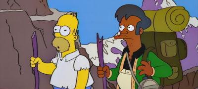 Il problema con Apu dei Simpson