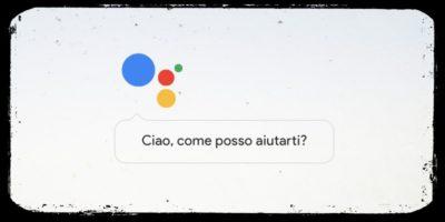 Ora l'Assistente Google parla italiano