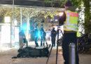 Ieri sera a Berlino un'automobile ha provato a investire alcuni passanti, non ci sono feriti