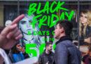 È la settimana del Black Friday