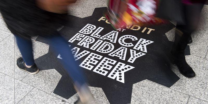 31b8f18ab14774 Le promozioni del Black Friday, giorno per giorno - Il Post
