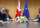 Secondo i giornali inglesi il Regno Unito ha accettato di pagare 50 miliardi di euro all'Unione Europea per saldare il debito legato a Brexit