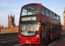 C'è un po' di caffè nel carburante dei bus di Londra