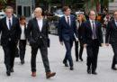 È stato ordinato l'arresto di otto membri dell'ex governo catalano