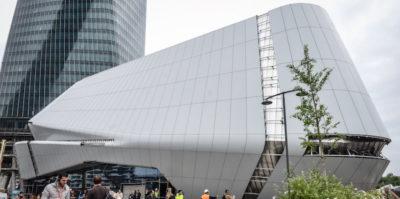 Giovedì verrà inaugurato il centro commerciale di CityLife, a Milano