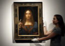 """Il Louvre di Abu Dhabi ha rinviato a data da destinarsi l'esposizione del """"Salvator mundi"""" di Leonardo Da Vinci, l'opera d'arte più costosa al mondo"""
