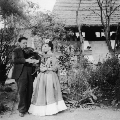 Diego Rivera e Frida Kahlo